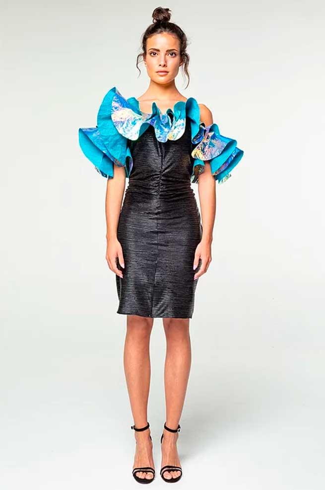 Elena Furiase se estrena en el mundo de la moda con una colección que te sorprenderá