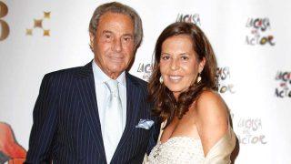 Arturo Fernández y Carmen Quesada, en una imagen de archivo / Gtres