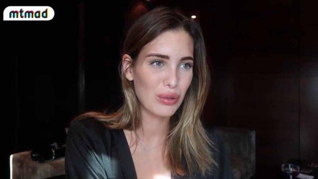 Marta López novia de Kiko Matamoros