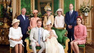 Los duques de Sussex han compartido las imágenes del bautizo / Chris Allerton ©️SussexRoyal
