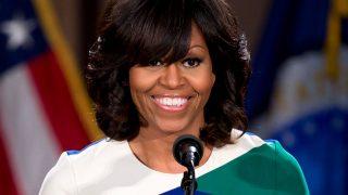 La abogada Michelle Obama. / Gtres