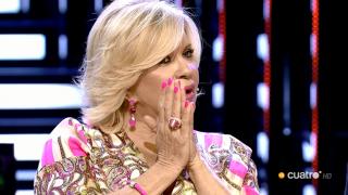 Bárbara Rey ha sido especialmente crítica con Isabel Pantoja./Mediaset