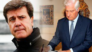 Cayetano no comparte para nada la gestión del ducado de su hermano Carlos