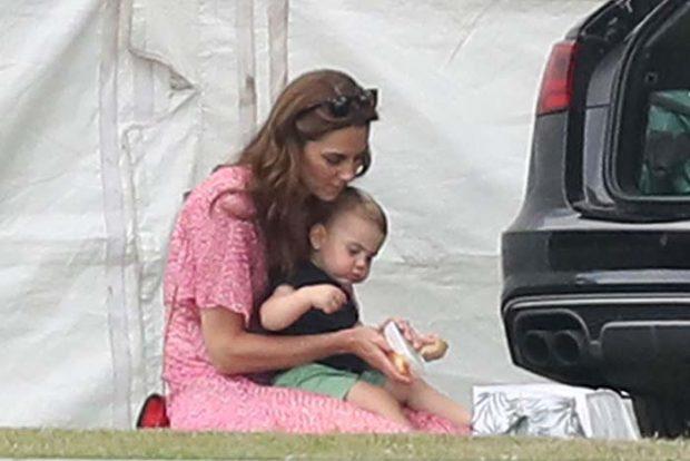 duquesa de cambridge hijos