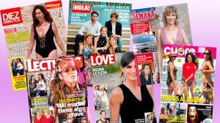 Estas son las portadas del quiosco de este miércoles 10 de julio / Fotomontaje Look