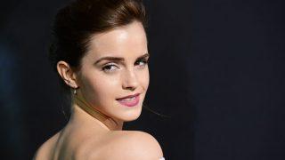 La actriz Emma Watson. / Gtres
