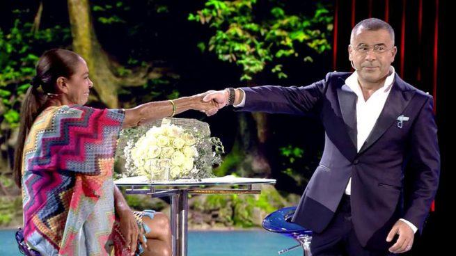 Isabel Pantoja y Jorge Javier Vázquez se conjuran como próxima pareja de 'GH DÚO'