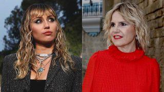 La triste noticia que une a Miley Cyrus con Eugenia Martínez de Irujo/ Gtres