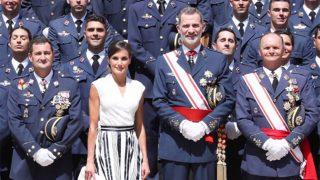 Los reyes don Felipe y doña Letizia   / Casa Real
