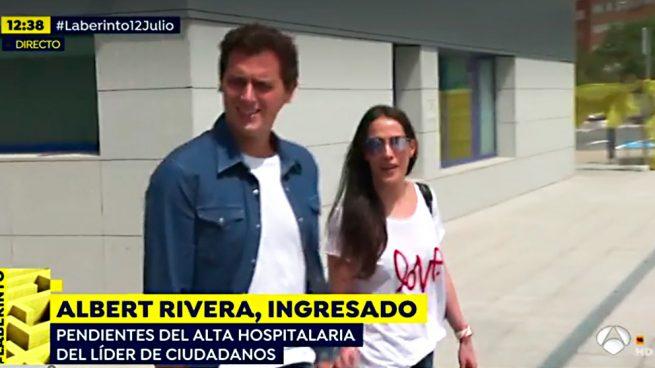 Albert Rivera y Malú hacen oficial su relación con su primera aparición pública