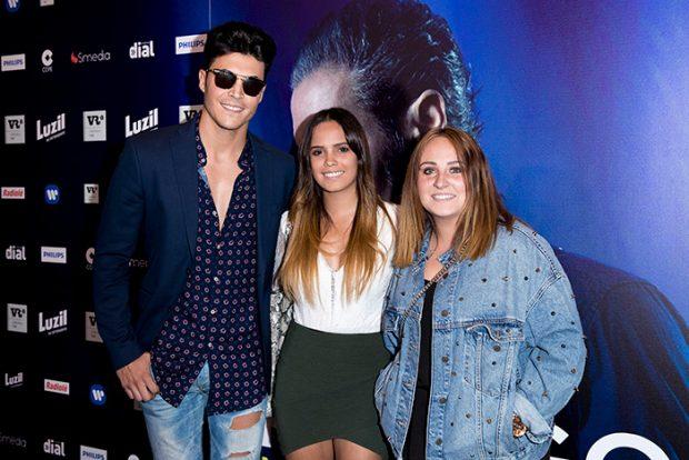 Gloria Camila, Kiko Jiménez, Rocío Flores