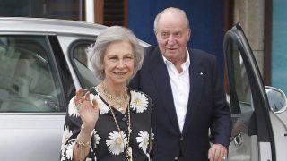 Don Juan Carlos y doña Sofía en Sanxenxo / GTRES