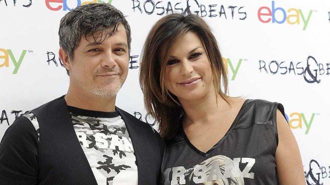Alejandro Sanz y Raquel Perera en una imagen de archivo / GTRES