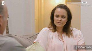 Shaila Dúrcal durante la emisión de 'Mi casa es la tuya' / Telecinco