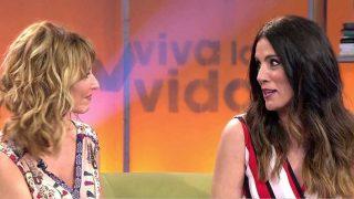 Alicia Senovilla y Emma García en 'Viva la vida' / Mediaset