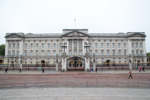 El Palacio de Buckingham / Gtres