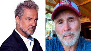 GALERÍA: Los famosos enloquecen al verse de ancianos / Instagram