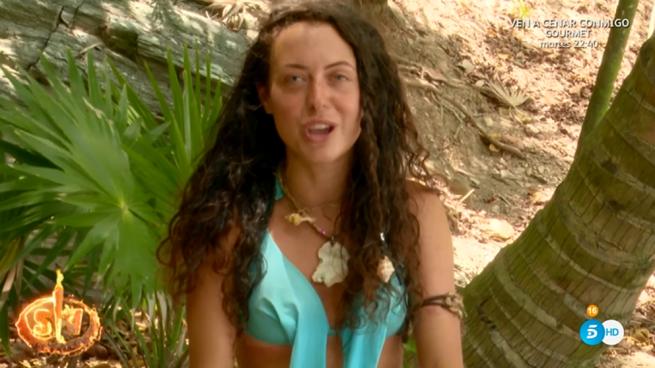 Mahi, la tercera en discordia en la relación de Fabio y Violeta
