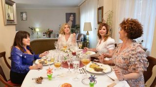Lolés León, Rosa Benito, Belinda Washington e Irma Soriano / Mediaset
