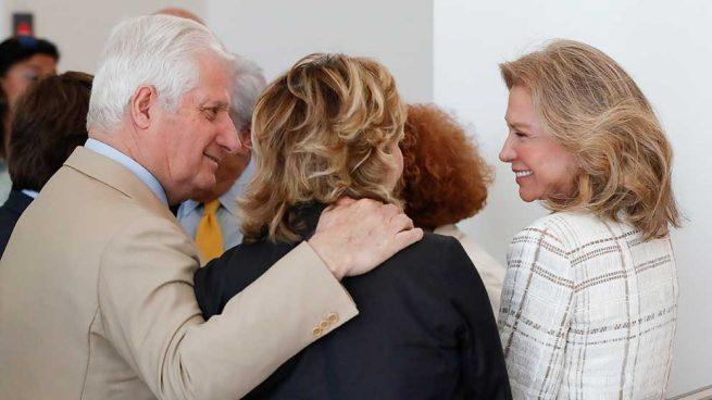 PRIMICIA | Las confidencias del duque de Alba y Alicia Koplowitz