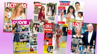 Estas son las revistas del quiosco del 17 de julio de 2019 / Fotomontaje Look