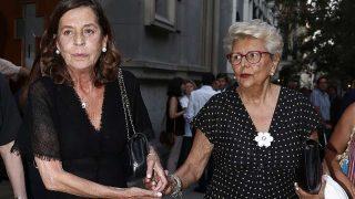 Galería: numerosos rostros conocidos despiden a Arturo Fernández en Madrid / Gtres