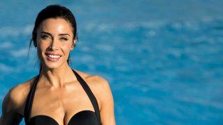 Pilar Rubio ha cambiado el bañador negro por un bikini 'push up' / Gtres