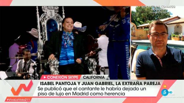 Juan Gabriel Isabel Pantoja