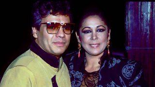 Isabel Pantoja y Juan Gabriel en una imagen de archivo / Gtres