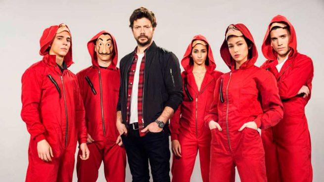Los personajes de 'La Casa de Papel' se han convertido en un fenómeno mundial / Netflix