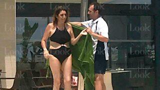 GALERÍA: Las vacaciones en zona VIP de Susana Díaz / LOOK
