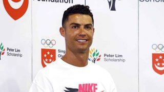 Cristiano Ronaldo en una de sus últimas apariciones públicas / GTRES