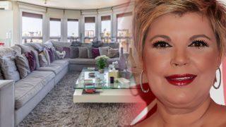 GALERÍA: Así es la casa que Terelu Campos ha puesto a la venta por casi un millón y medio de euros