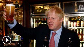 Las imágenes más curiosas y divertidas de Boris Johnson, nuevo primer ministro británico / Gtres
