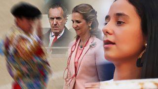 GALERÍA: Encuentros y desencuentros de la infanta Elena y Jaime de Marichalar