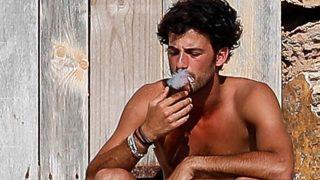 Así se relaja Jorge Brazález en Ibiza cuando no está cocinando / Gtres