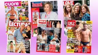 Estas son las revistas del quiosco de este miércoles 24 de julio / Fotomontaje look