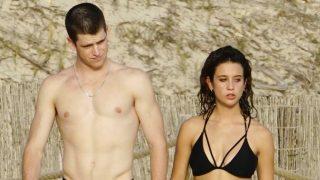 No te pierdas la secuencia de imágenes de Miguel Bernardeu y María Pedraza en las playas de Ibiza / Gtres.