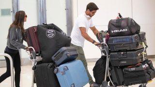 Ana Boyer y Fernando Verdasco ya están casa tras una temporada viajando por el mundo / Gtres