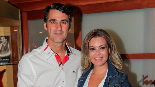María José Campanario y Jesulín de Ubrique