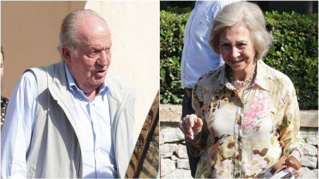 El rey Juan Carlos da la sorpresa en Mallorca visitando la academia de Rafa Nadal