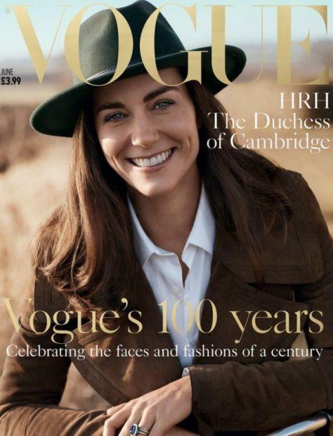 Vogue Meghan Markle
