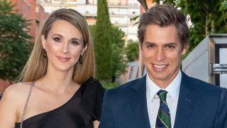 Carlos Baute y Astrid Klisans son padres por tercera vez/ Gtres