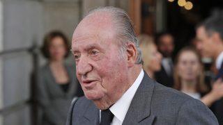 Don Juan Carlos en una imagen de archivo / Gtres