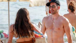 GALERÍA: Miguel Ángel Silvestre, un sexy conquistador en Ibiza / Gtres