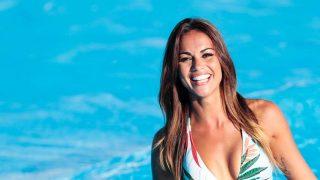 Lara Álvarez y Alba Carrillo se han enamorado del mismo trikini / GTRES