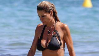 Makoke ha elegido la isla de Ibiza para pasar unos días de vacaciones/ Gtres