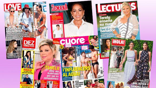 revistas, quiosco