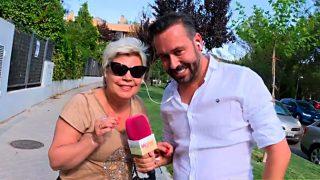 El regalazo de Terelu Campos en su 'regreso' a 'Sálvame' / Mediaset