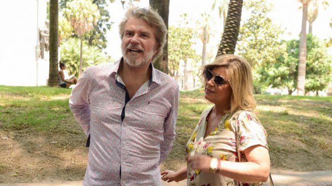 Edmundo Arrocet y Terelu Campos
